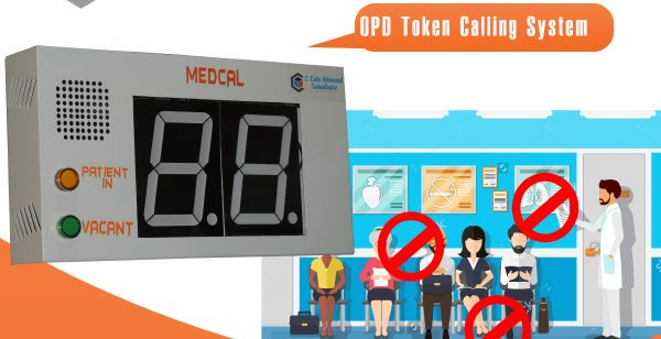 OPD Token Calling System
